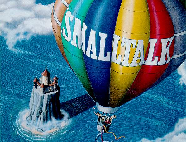 Smalltalk - What it is and how it influenced Apple software development for the last 35 yrs