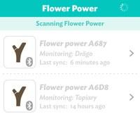 App Sensor Page