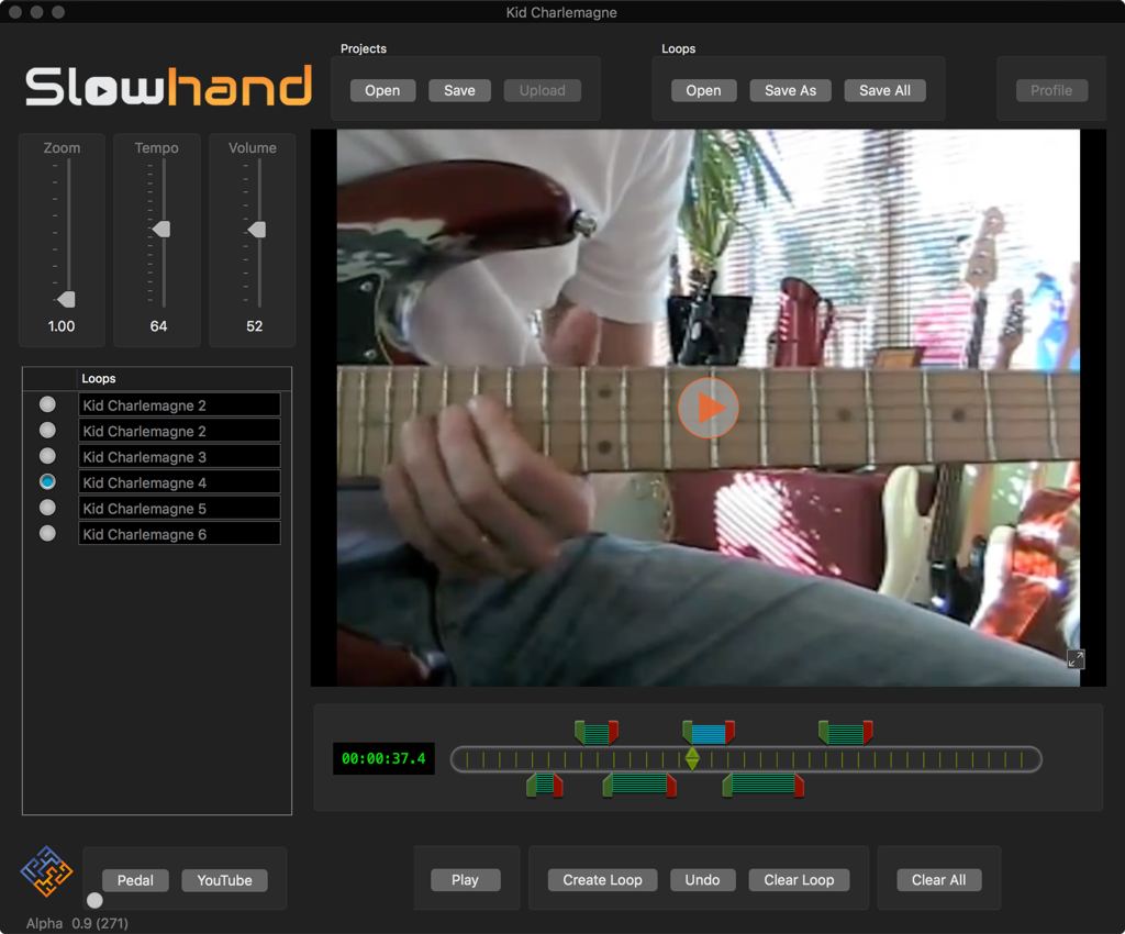 Slowhand for the Mac